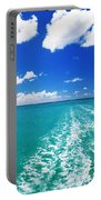 Turquoise Ocean Portable Battery Charger