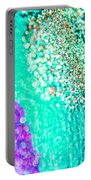 Turquoise Spell Portable Battery Charger