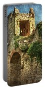 Turret At Wallingford Castle Portable Battery Charger