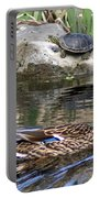 Turtle And Duck Portable Battery Charger