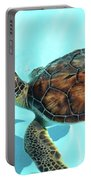 Turtle Close-up  Portable Battery Charger
