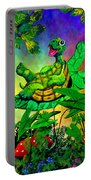 Turtle-totter Portable Battery Charger