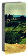 Tuscan Country Portable Battery Charger