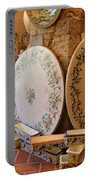 Tuscan Pottery Portable Battery Charger