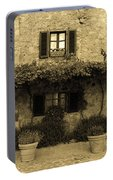 Tuscan Village Portable Battery Charger