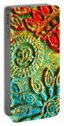 Tuscany Batik Portable Battery Charger