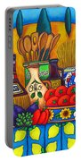 Tuscany Delights Portable Battery Charger