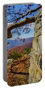 Twenty Minute Cliff Blue Ridge Parkway I Portable Battery Charger