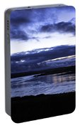 Twilight At Loch Bracadale Portable Battery Charger