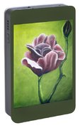 Twilight Rose Portable Battery Charger