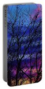 Twilight Sunset Portable Battery Charger
