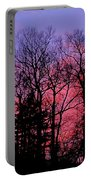 Twilight Trees Portable Battery Charger
