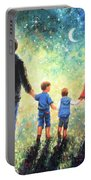 Twilight Walk Family Two Sons Portable Battery Charger