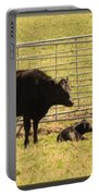 Twin Calves Portable Battery Charger