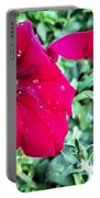 Twin Flower Power Portable Battery Charger