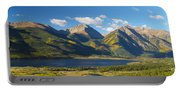 Twin Lakes/twin Peaks Colorado Fall Portable Battery Charger