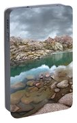 Twin Lakes - Weminuche Wilderness - Colorado Portable Battery Charger