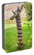 Twisted Giraffe - Colmar France Portable Battery Charger