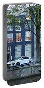 Twisted Panorama. Amsterdam Portable Battery Charger