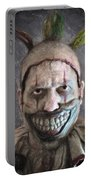 Twisty The Clown Portable Battery Charger