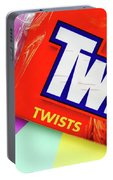 Twix Candy Portable Battery Charger