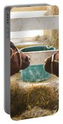 Two Cows Portable Battery Charger