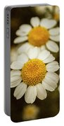 Two Daisies Portable Battery Charger