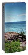 Two Harbors North Pierhead Light Portable Battery Charger