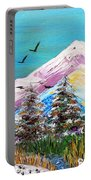 Two Soaring Birds Portable Battery Charger