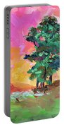Two Trees Portable Battery Charger