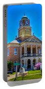 Tyler County Courthouse Portable Battery Charger