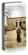 Typical House India Rajasthani Village 1e Portable Battery Charger