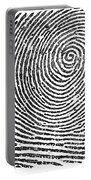Typical Whorl Pattern In 1900 Portable Battery Charger