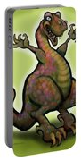 Tyrannosaurus Rex Portable Battery Charger
