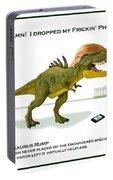Tyrannosaurus Rump Portable Battery Charger