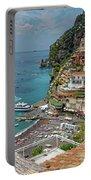 Tyrrhenian Sea Amalfi Coast Portable Battery Charger
