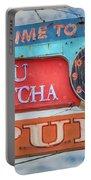 U Betcha Pub Portable Battery Charger