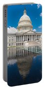U S Capitol East Front Portable Battery Charger