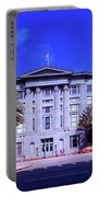 U S Custom House - New Orleans Portable Battery Charger