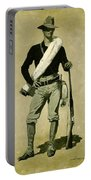 U. S. Soldier, Spanish-american War Portable Battery Charger
