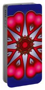 u021 Eightfold Path Portable Battery Charger