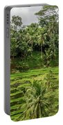 Ubud Rice Paddy Fields Portable Battery Charger