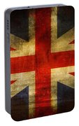 Uk Flag Portable Battery Charger