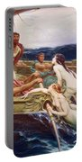 Ulysses And The Sirens Portable Battery Charger