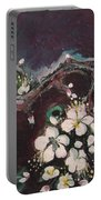 Ume Blossoms Portable Battery Charger