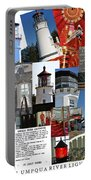 Umpqua River Lighthouse Collection Portable Battery Charger