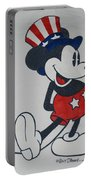 Uncle Mickey Portable Battery Charger