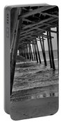 Under The Boardwalk Alantic Beaches Nc Portable Battery Charger