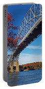Under The Bourne Bridge Portable Battery Charger