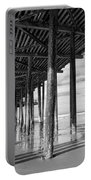 Under The Pismo Pier Portable Battery Charger